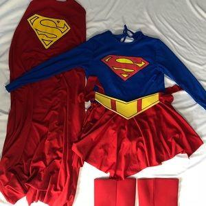 Dresses & Skirts - Women's super girls costume
